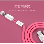 Cable Lightning and Micro to USB Cable 1000 MM RC-025t - REMAX