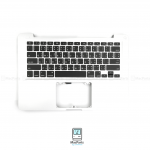 TH661-5857 TOP CASE W/KEYBOARD ASSY,W/O TP,BL-THA MacBook Pro (13-inch, Mid 2009)