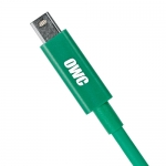 OWC 1M Premium Thunderbolt Cable – Green