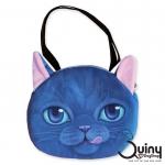 กระเป๋าหน้าแมว รัสเซียนบลู