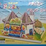 ร้านผลไม้ สุดน่ารัก โมเดล 3 มิติ, จิ๊กซอร์ 3มิติ