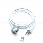 "922-0285 Volex Power Cord US/Thai For iMac 21.5"" , 27"" Late 2012 - 2015 สายไฟ iMac"