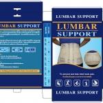 LS Support (Lumbar Support) - เข็มขัดพยุงหลังมีแกนโลหะ