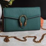 กระเป๋าหนังวัว GC style (Green)