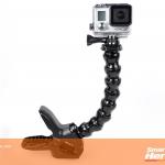 Jaws Flex + 7 Joint Neck Mount [OEM] สำหรับกล้อง Gopro