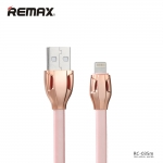 Cable Lightning to USB Cable 1000 MM RC-035i - REMAX (Pink Gold)