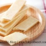 พร้อมส่ง ** Muji - Milk Cake นมแผ่น 6 ชิ้น ขนมจากแบรนด์มูจิ