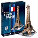 Eiffel Tower(France) หอไอเฟล Model Size: 20.5*23*47 cm Total 35 Pcs.