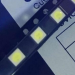 หลอด LED 3535 3537 3.5X3.5mm 3V แท้ สำหรับทีวี