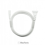 Volex Power Cord US/Thai For Mac mini 2010 - 2014 , Time Capsule , Apple TV , Airport Express ( White ) สายไฟ