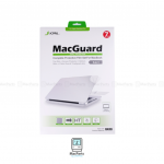 "JCPAL MacGuard 5 in 1 Set - Macbook Air 11"" (Top Skin+Screer Protector+Bottom Skin+Palm Guard Trackpad Skin)"