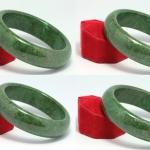 กำไล Green pyrite