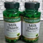 Nature's Bounty, Milk Thistle 175 mg 100 Caps