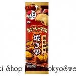 พร้อมส่ง ** Country Maam [Yaki Chestnut] คุ้กกี้ช็อคโกแลตชิพคันทรี่แมมชื่อดังของญี่ปุ่น รสเกาลัดญี่ปุ่น บรรจุ 5 ชิ้น
