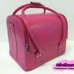 กระเป๋าเครื่องสำอางค์ Series C (Pink)