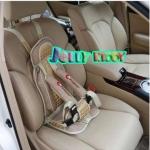 C10100 Car Seat คาร์ซีท แบบพกพา(สีครีม)