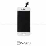 iPhone 5S Display Assembly (LCD, Front Panel/Digitizer Only) White OEM