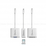 MacParts Mini DisplayPort to HDMI (2K,4K),DVI,VGA Adapter Set