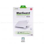 "JCPAL MacGuard 5 in 1 Set - Macbook Air 13"" (Top Skin+Screer Protector+Bottom Skin+Palm Guard Trackpad Skin)"