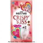 พร้อมส่ง** Mon Petit - CRISPY KISS [Seafood Select] ขนมแมวกรุบกรอบแสนอร่อย รสซีฟู๊ด ผลิตจากวัตถุดิบชั้นดีของญี่ปุ่น ให้น้องเหมียวได้เคี้ยวกรุบๆ ช่วยรักษาฟันด้วยค่ะ
