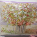 จิ๊กซอว์ 500 ชิ้น ดอกไม้