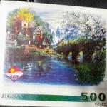 จิ๊กซอว์ 500ชิ้น ภาพวิว