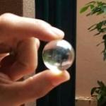 ลูกแก้วใส Glass Bubble 4000ลูก กระสอบละ 1800 บาท แบ่งขาย 100 ลูก