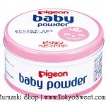 พร้อมส่ง ** Pigeon Baby Powder 150g แป้งเด็กที่อ่อนโยนต่อผิวทารก ปกป้องผิวที่บอบบางของทารกจากผดผื่นคัน สูตรสีชมพูมีคอลลาเจน