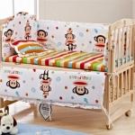 B10106 เตียงนอนไม้สำหรับเด็ก สามารถปรับเป็นโต๊ะเฟอร์นิเจอร์ได้