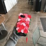 เคสมือถือลายกุหลาบ Kate spade (rose)