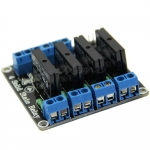 5V 4 Channel OMRON SSR High Level Solid State Relay Module For Arduino 250V2A