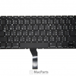 "THAI/US Keyboard MacBook Air 13"" Mid 2011, Mid 2012 , Mid 2013 , Early 2014 (A1369),(A1466)"