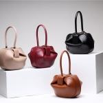 กระเป๋าหนังแท้ รุ่น Gabriela hearst (Brown)