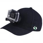หมวกแก๊ป พร้อม mount GoPro