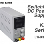 0-30V 5A SWITCHING DC POWER SUPPLY