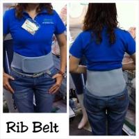 Rib Belt -เข็ดขัดพยุงหลังแบบบาง