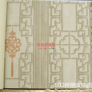 Wallpaper ติดผนังลายจีน
