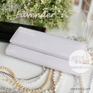 กระเป๋าสตางค์ผู้หญิง CITY-Lavender