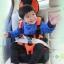 C10121 คาร์ซีพกพา แบบเบาะรองนั่งหนานุ่ม (1-8ปี) thumbnail 1