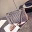 กระเป๋าหนัง Premium PU ทรง saffiano thumbnail 2
