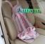 C10102 Car Seat คาร์ซีท แบบพกพา(สีเขึยวลายทหาร) thumbnail 4