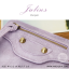 กระเป๋าสตางค์ผู้หญิง JULIUS สีม่วง thumbnail 5