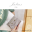 กระเป๋าสตางค์ผู้หญิง JULIUS สีม่วง thumbnail 10