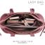 กระเป๋าสะพายข้าง กระเป๋าถือ รุ่น LADY BAG thumbnail 13