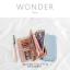 กระเป๋าสตางค์ผู้หญิง รุ่น WONDER สีชมพู thumbnail 6
