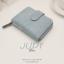 กระเป๋าสตางค์ผู้หญิง JUDY สีดำ thumbnail 18