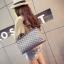 กระเป๋าหนัง Premium PU ทรง saffiano thumbnail 1