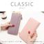 กระเป๋าสตางค์ผู้หญิง รุ่น CLASSIC สีชมพู thumbnail 24