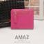 กระเป๋าสตางค์ผู้หญิง แบบบาง รุ่น AMAZ SlimII สีชมพู thumbnail 3