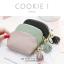 กระเป๋าสตางค์ ใส่เหรียญ รุ่น COOKIE I สีดำ thumbnail 6